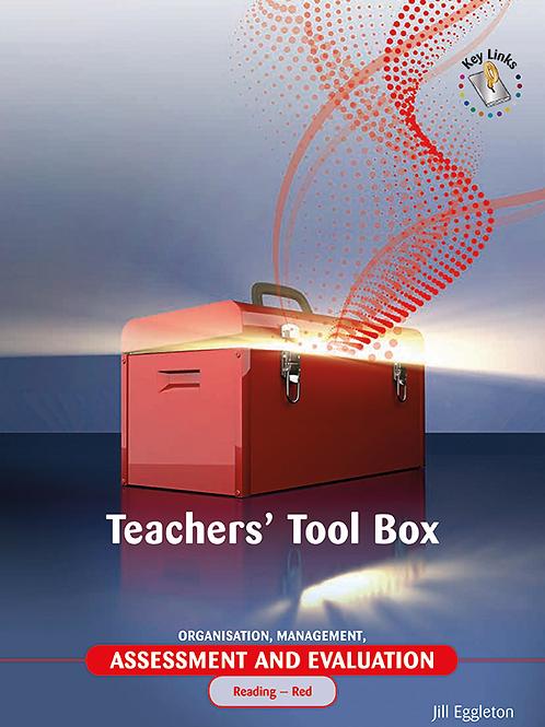 Key Links Teachers' Tool Box — Red