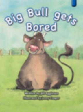 Big Bull gets Bored