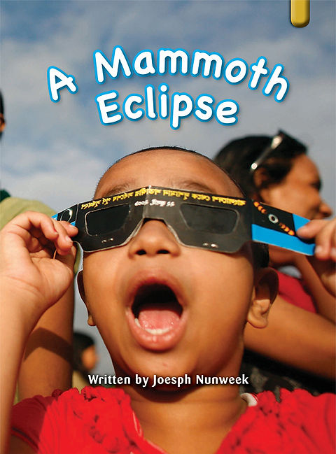 A Mammoth Eclipse