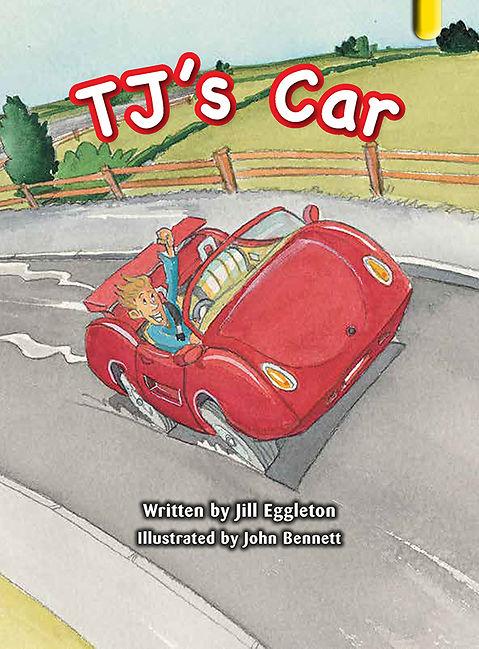 TJ's Car