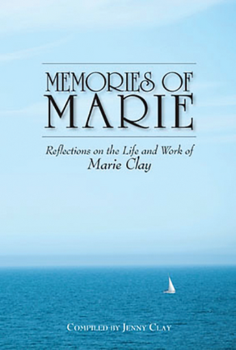 cover of Memories of Marie