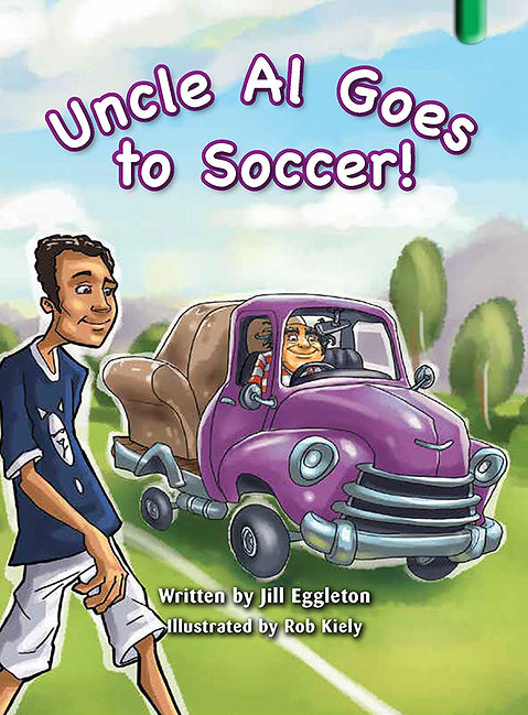Uncle Al Goes to Soccer