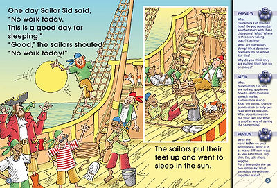 Sailor Sid is Clever