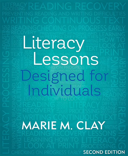 cover of Literacy Lessons Designed for Individuals