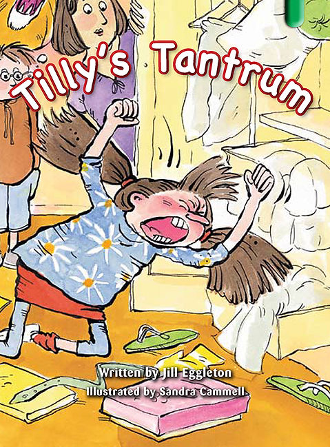 Tilly's Tantrum