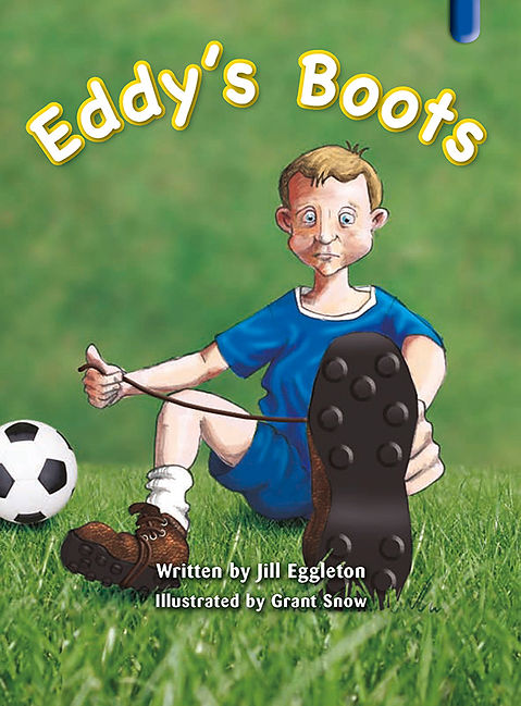 Eddy's Boots