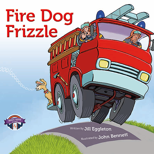 Fire Dog Frizzle
