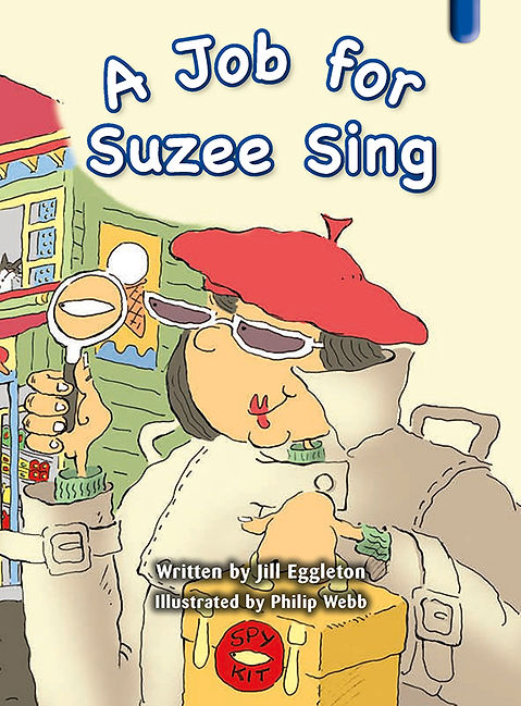 A Job for Suzee Sing
