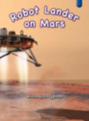 Robot Lander on Mars