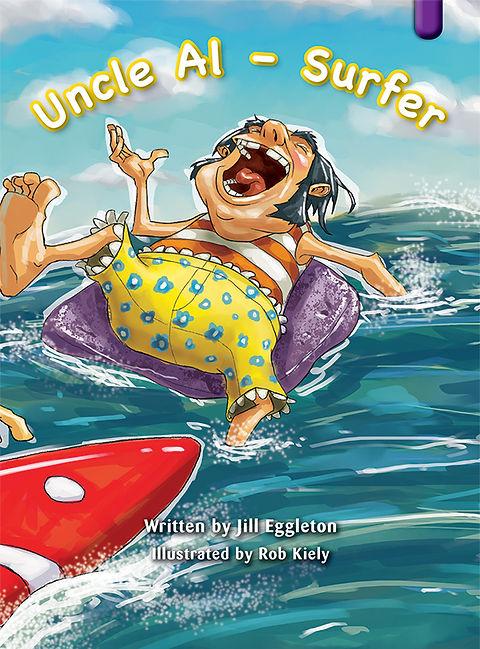Uncle Al — Surfer