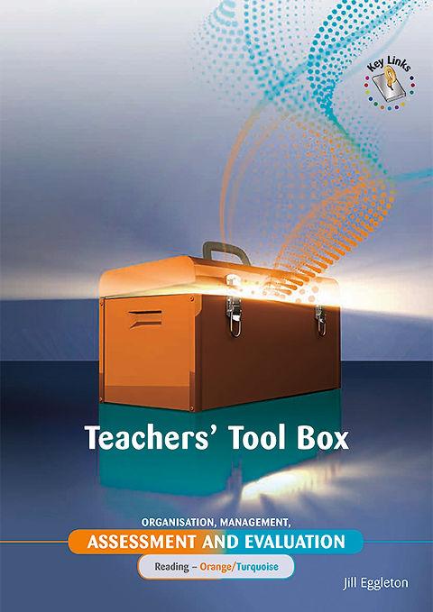 Teachers' Tool Box — Turquoise