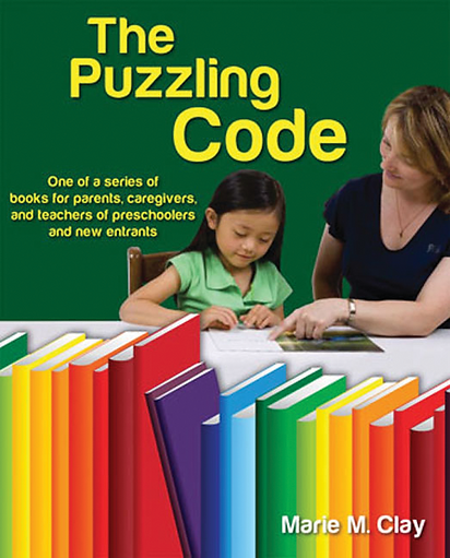 cover of The Puzzling Code