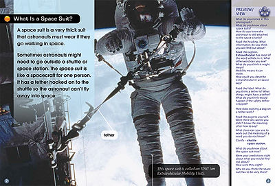 A Suit for Space Walking