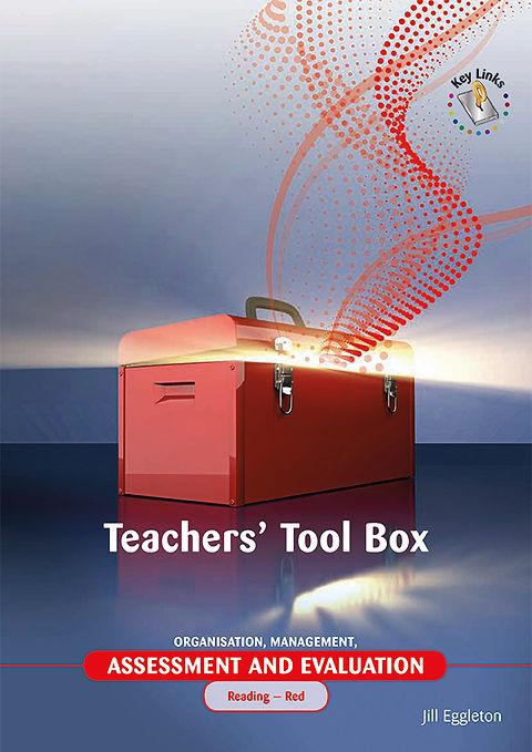 Teachers' Tool Box — Red