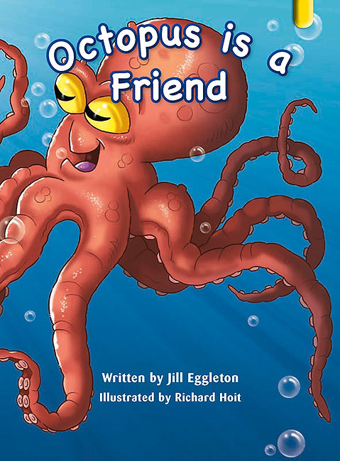 Octopus is a Friend