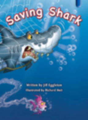 Saving Shark