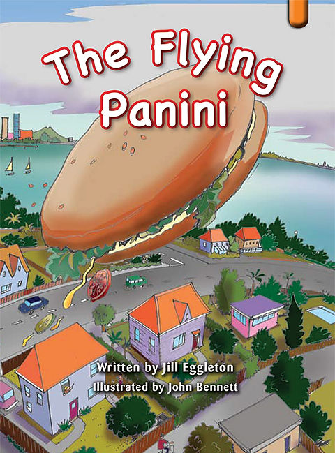 The Flying Panini