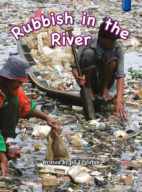 Rubbish in the River