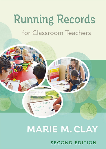 cover of Running Records for Classroom Teachers