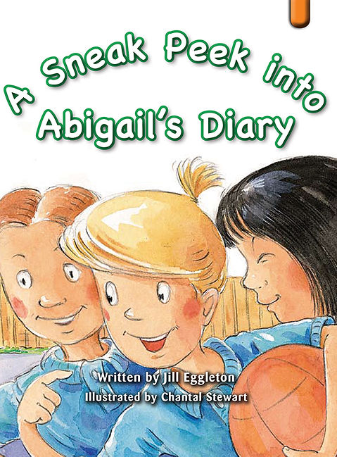 A Sneak Peek into Abigail's Diary