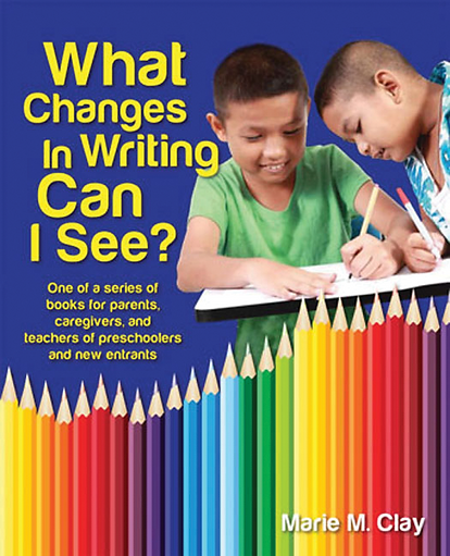 cover of What Changes in Writing Can I See?