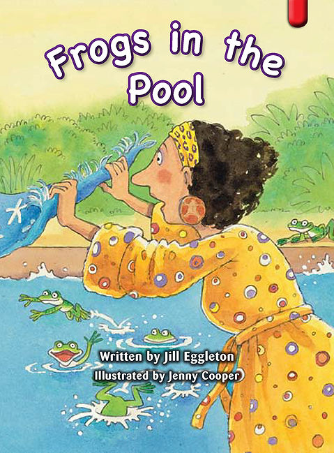 Frogs in the Pool