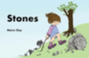 cover of the test booklet Stones