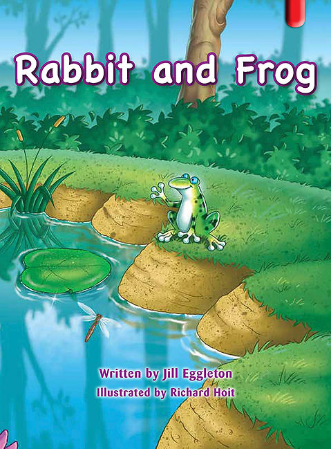 Rabbit and Frog