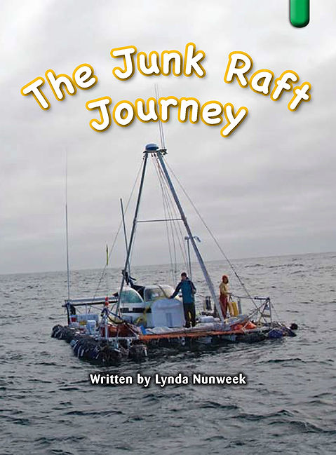 The Junk Raft Journey