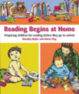 cover of Reading Begins at Home
