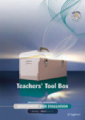 Teachers' Tool Box — Silver
