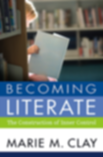 cover of Becoming Literate