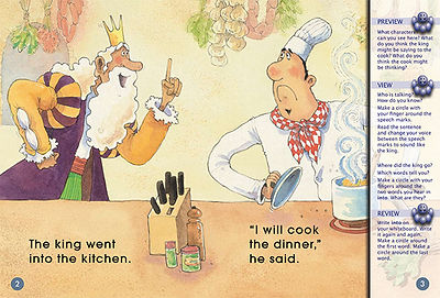 No King in the Kitchen