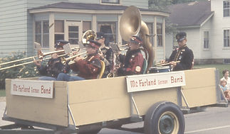 McFarland German Junior Band (1966)