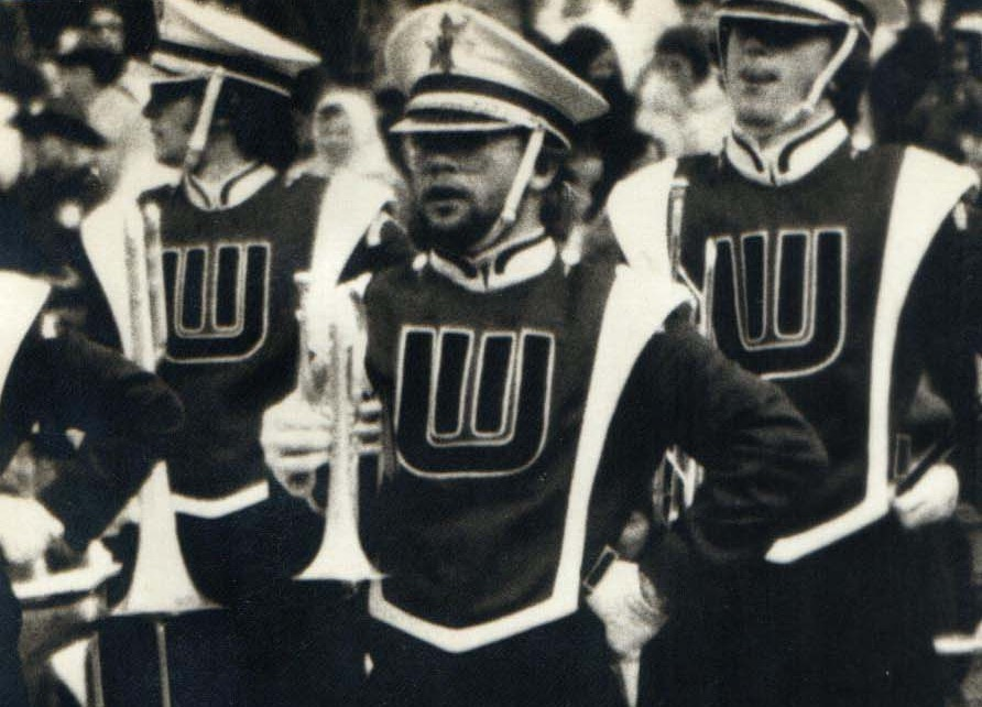 David Jones (UW Marching Band 1975)