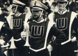 David Jones (UW Marching Band 1975)