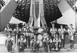 Future Corps (1982) (Dave, center)