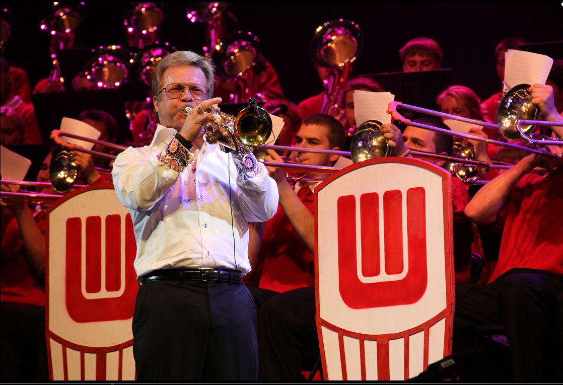 David Jones-UW Varsity Band 2012