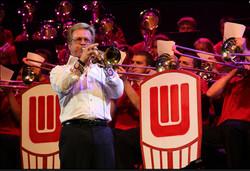 David Jones-UW Varsity Band 2012