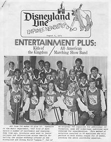 Disneyland College Kids of the Kingdom (1975) (Dave, lower right)