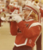 Dave Jones, UW Marching Band (1976)