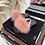 Thumbnail: Baby Celine- Pink Faux Fur Sliders