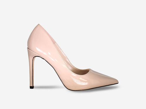 Erin - Nude Patent Court Heel