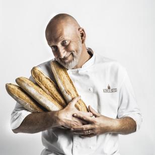 Pascal Polon - Chef pâtissier chez Amoud