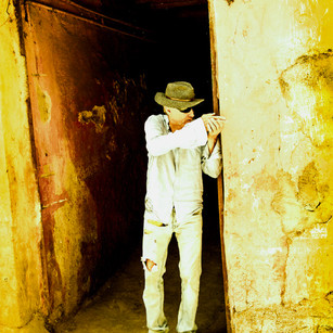 Jean à Marrakech