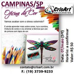 Campinas/SP - 07/maio
