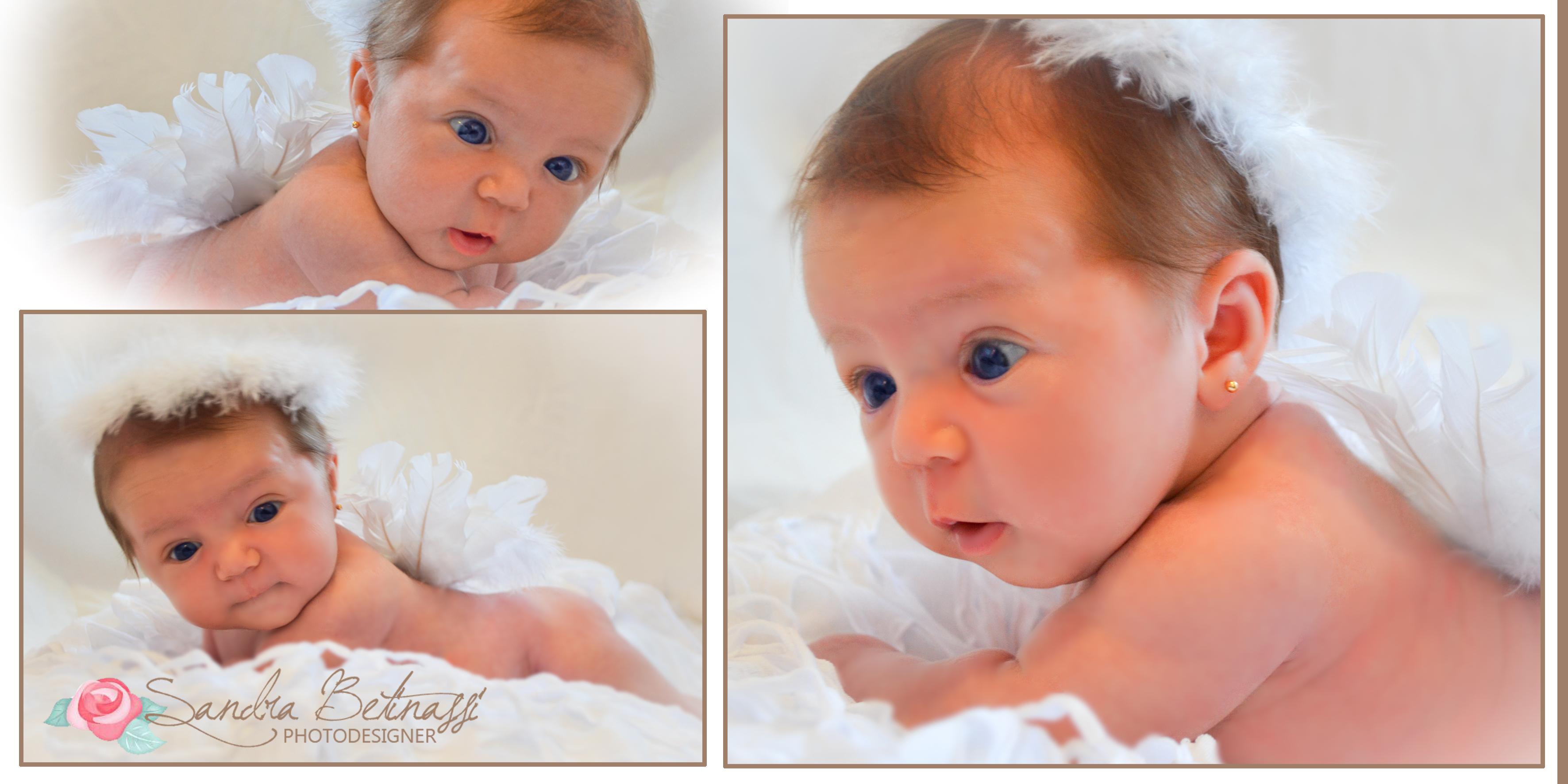Ensaio Newborn - Elisa