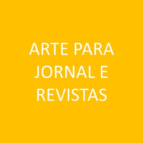 ARTE PARA JORMAIS E REVISTAS