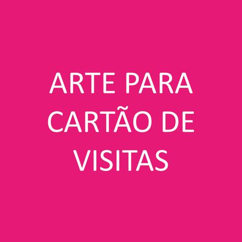 CARTAO DE VIVITAS