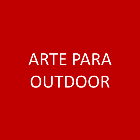 ARTE PARA OUTDOOR